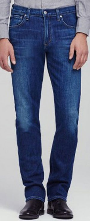 Citizens Medium-Blue Gage Slim Fit Jeans #6107-679