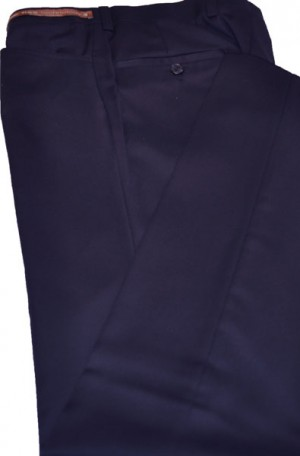 Jack Victor Riviera Navy Slim Fit Slacks #682101