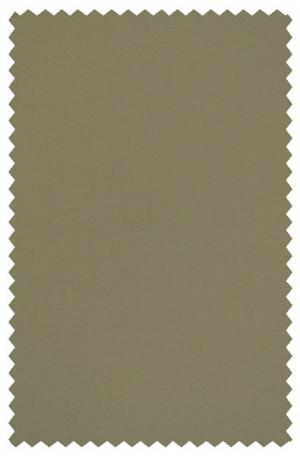 Haspel Olive Poplin Suit with Pleated Slacks 7015P