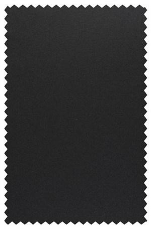 Corneliani Black Solid Color Suit #78-18466-20