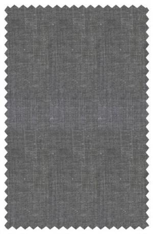 Calvin Klein Gray Herringbone Linen Blend Sportcoat #7JX0527