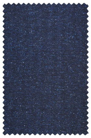 Calvin Klein Blue Tweed Slim Fit Sportcoat #7OV0040