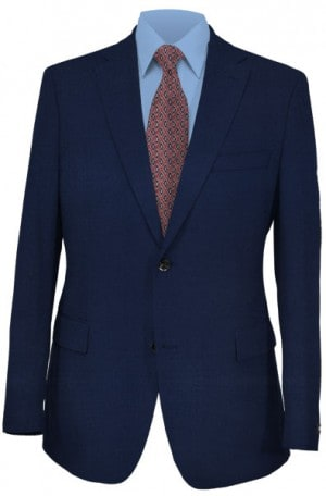 Calvin Klein Navy Extreme - Fit Suit Separates 7NW0003