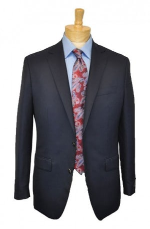 Paul Betenly Navy Blazer Package