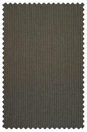 Rubin Brown Stripe Gentleman's Cut Suit #80709