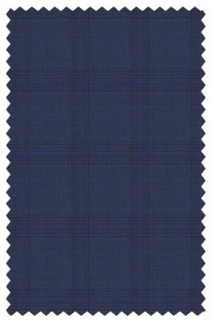 Petrocelli Blue Quiet Pattern Gentleman's Fit Suit #81309