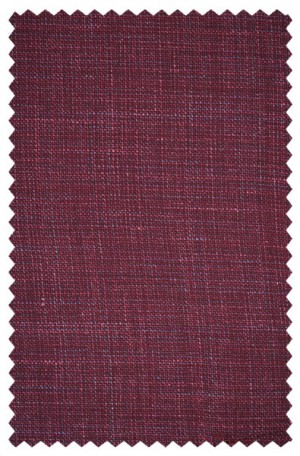 TailoRED Burgundy Tailored Fit Sportcoat #8140092