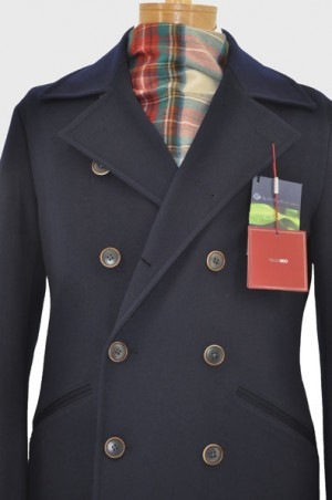 TailoRED Navy Peacoat #82R0000