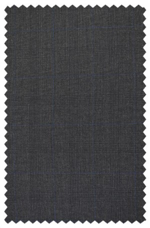 Canaletto Charcoal Pattern Tailored Fit Suit 83134-1