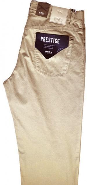 Brax Light Tan 'Jeans Style' Slacks #861508-56