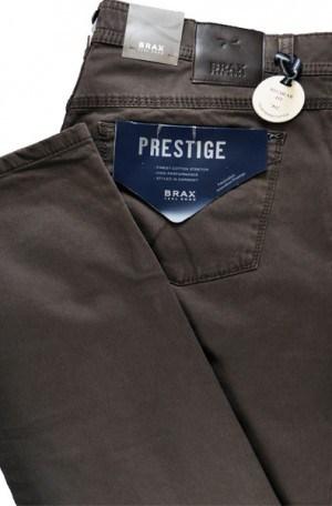 Brax Brown Jeans Style Slim Fit Slacks #87-1507-53
