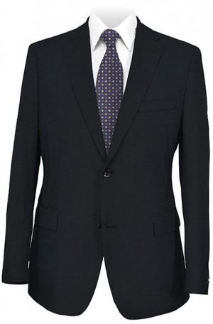 Betenly Wedding Suit Collection - Navy Tailored Fit Suit 8T0002