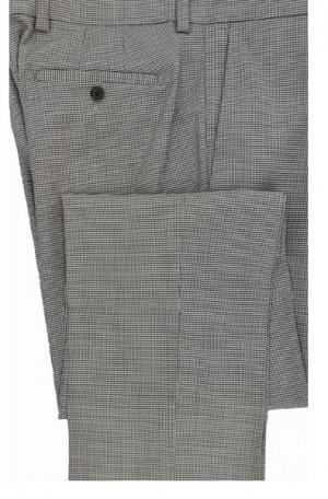 Betenly-Aristo Houndstooth Tailored Fit Dress Slacks #902190