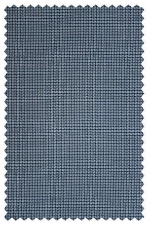Mattarazi Blue Tick Silk Blend Sportcoat #915930-2