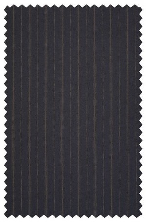 Mattarazi Navy Stripe Suit #919021-3