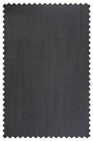 Yuste Dark Gray Solid Color Suit #96007-2