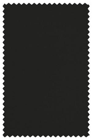 Crown Black Solid Color Suit #9800-CRO