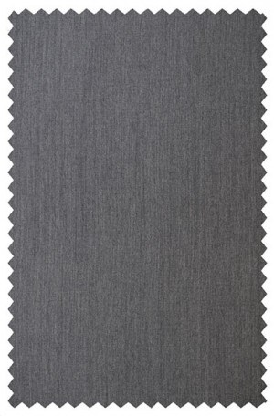 Crown Medium Gray Solid Color Suit #9803