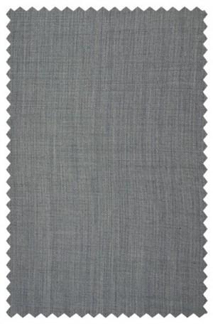 Rubin Gray Sharkskin Tailored Fit Suit #A00729