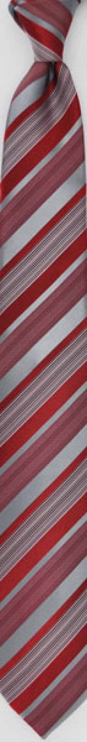 TIE - Red Stripe