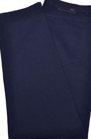 Enzo Dark Denim Cotton Stretch Jeans #ALPHA-74