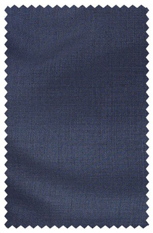 Tommy Hilfiger Cobalt Blue Suit