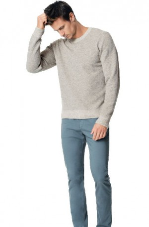 Joe's Smoky Blue Straight & Narrow Jeans #AWLST68225-BL09