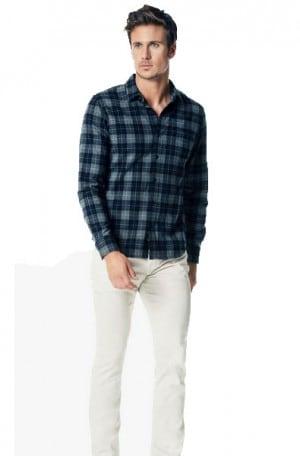 Joe's White Straight & Narrow Jeans #AWLST68225-WS2