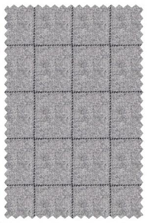 Tommy HIlfiger Gray Windowpane Sportcoat #B9773