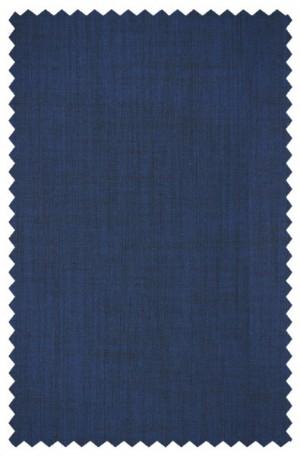 Varvatos Blue Wool-Cotton Slim Fit Suit DVY12999F