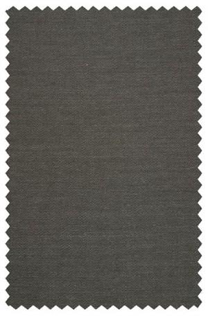 Hickey Freeman Dark Gray Solid Color Suit #F15-300000