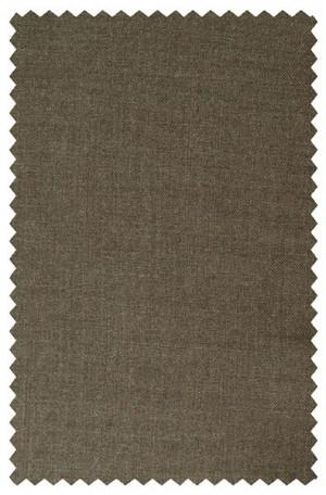 Hickey Freeman Medium Brown Solid Color Suit F15-312208