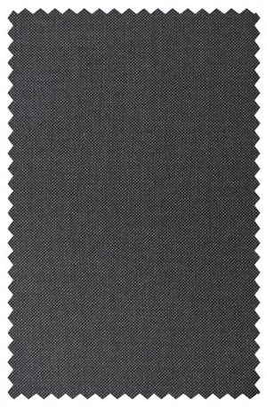 Hickey Freeman Dark Gray Tick Weave Suit #F21-312272