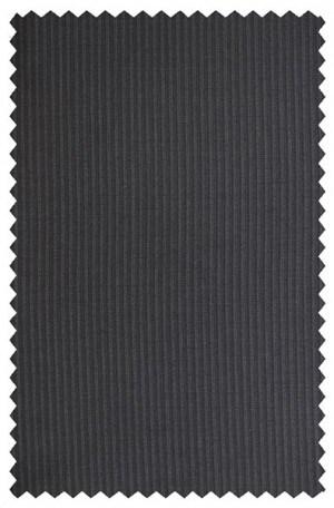 Hickey Freeman Black Shadow Stripe Suit F31-312103