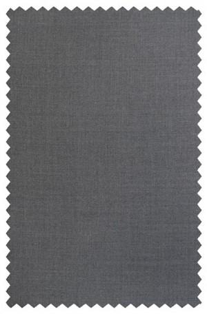 Hickey Freeman Medium Gray Solid Color Suit #F31-365002