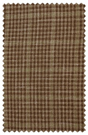 Hickey Freeman Brown Pattern Sportcoat #F51-512006