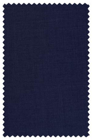 Hickey Freeman Solid Navy Suit F61-312701