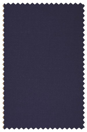 Hickey Freeman Navy Solid Color Suit #F65-312701
