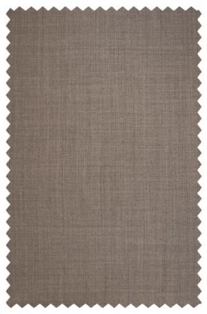Hickey Freeman Tan Solid Color Suit #F71-312107