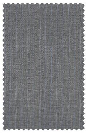 Hickey Freeman Gray Stripe Suit F75-312034