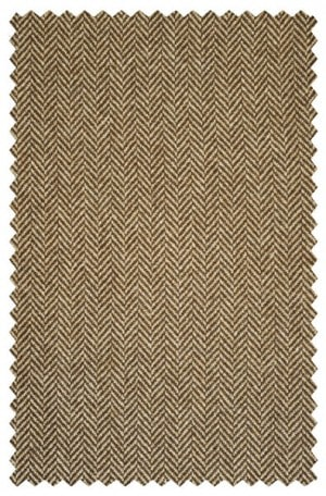 HICKEY Medium Brown Herringbone SPORTCOATS F75-525009