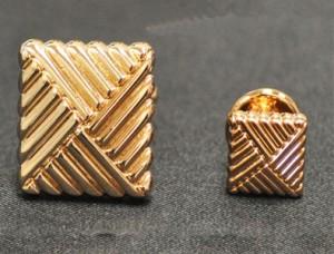 Bronze Cuflink & Stud Set #FS500134