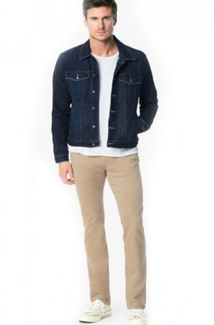 Joe's Jeans Tan Brixton Straight & Narrow #GX1MWC8225-TAN