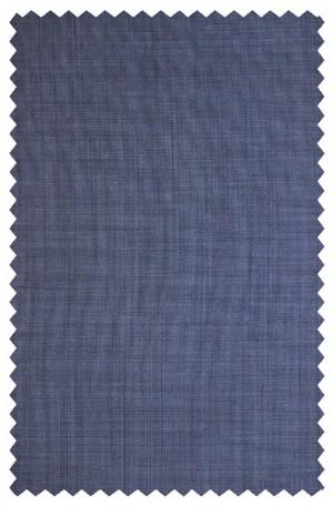 Elle Tahari Blue Micro-Check Tailored Fit Suit #HDZ0012