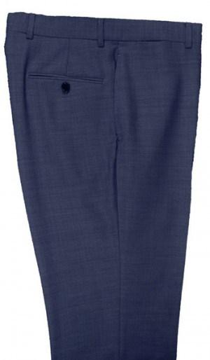 Calvin Klein Blue Sharkskin pant