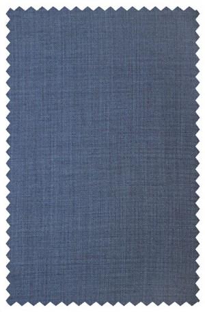 Michael Kors Blue Sharkskin Tailored Fit Suit #K2Z1135
