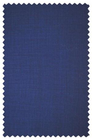 Michael Kors Medium Blue Peak Lapel Tailored Fit Suit #K2Z1524