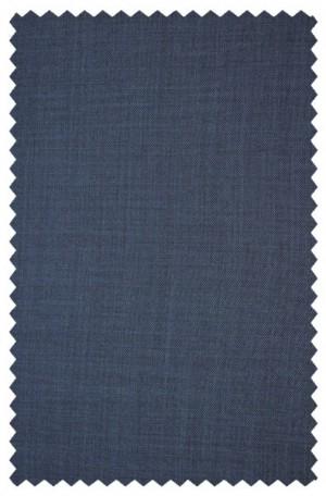 Michael Kors Blue Sharkskin Tailored Fit Suit #K2Z1545