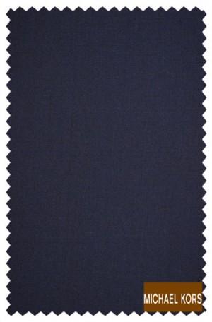 Michael Kors Navy Tailored Fit Suit #K2Z1553