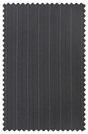 Jack Victor Black Stripe Suit #L0606